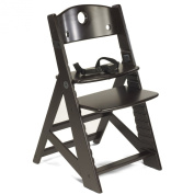 Keekaroo Height Right Kids Chair, Espresso