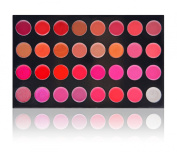 "SHANY Masterpiece 32 Colour Gloss/Sheer Lip Palette/Refill - ""THAT FIRST KISS"""