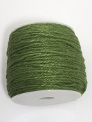 Olive Green Hemp Twine Cord NON-POLISHED 2mm 100M/Roll