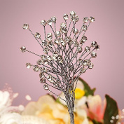 10cm CRYSTAL RHINESTONE SPRAY