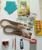 PARAG QUILLING COMPLETE QUILLING KIT STUDENT CRAFT KIT