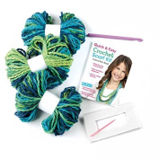 Quick & Easy Crochet Scarf Kit