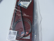 Kollage Square Circular 40-inch (101cm) Knitting Needle Soft Cable; Size US 4