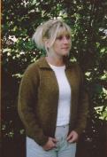 Knitting Pure & Simple Knitting Pattern No. 201 - NeckDown Jacket