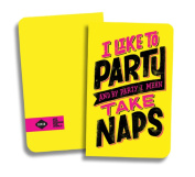 Denik Take Naps Notebook 13cm X 21cm