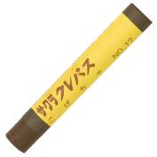 Sakura Colour pastel Futoshimaki LP rose # 17 dark brown