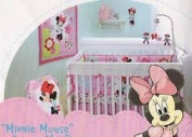 Simply Adorable Secure-Me Crib Bumper