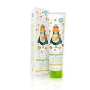 BabyGanics Nappy Rash Cream - 120ml