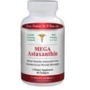 Mega Astaxanthin 90 Softgels By Confidence USA