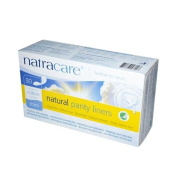 Natracare Natural Breathable Panty Liners - 30 Pack