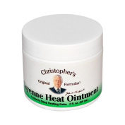 Dr. Christopher's Cayenne Heat Ointment - 60ml