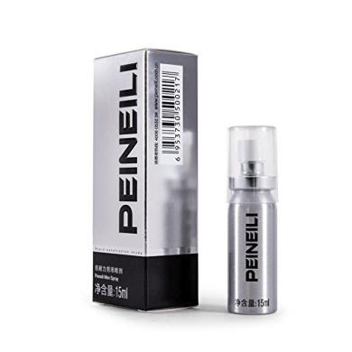 PEINEILI Spay Desensitising For Men Spray Delay Premature Ejaculation Prolong Sex with Vit E 15 ml.