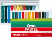 Pentel PASTEL 12color