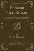 English Folk-Rhymes