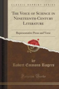 The Voice of Science in Nineteenth-Century Literature