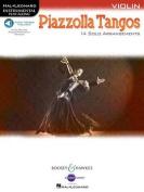 Piazzolla Tangos: Violin