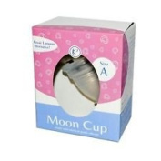 GLAD RAGS Menstrual The Moon Cup Size A