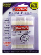 Doctor's Brushpicks 275 Count Package