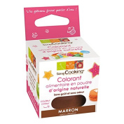 Natural Brown Food Colourant 10g