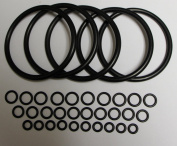 Universal O-Ring Five Gasket Sets for Cornelius Home Brew Keg