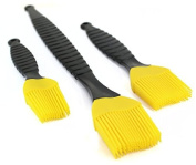 Silicone Brush Set of 3