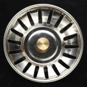 McAlpine Stainless Steel Kitchen Sink Drain Strainer Waste Plug