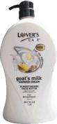 Lover's Care Goat's Milk Shower Cream 3x Moisturising plus Bio Nutrient
