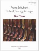 Schubert, Franz - Der Tanz Arranged by Robert Sieving