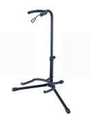 Folding Guitar Stand - 70cm ~80cm Height With Headphones