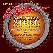 LaBella 767-6S Stainless Round Wound 6-String Bass Strings