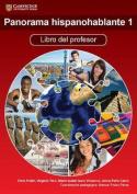 Panorama Hispanohablante 1 Libro del Profesor [With CDROM]