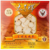 Prince of Peace® Wisconsin American Ginseng 5 Year Root Jumbo Slices