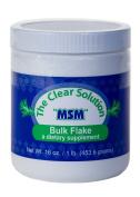 Purest OptiMSM Bulk Flakes Are Quadruple Distilled 0.5kg