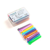 Ship from USA Easyinsmile Orthodontic Cartoon ligature ties Hello Kitty Type and Normal Type ligature ties (Normal