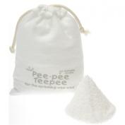 Pee-pee Teepee Terry White - Laundry Bag