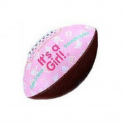 It's A Girl Football/Baby/Baby Shower/Toys