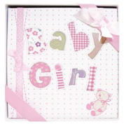 17cm Baby Photo Album for Girls/Baby Shower Gift/Newborn/Infant Gift/Babptism/Christening Gift