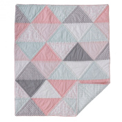 Lolli Living Sparrow Cotton Filled Comforter, Triangle