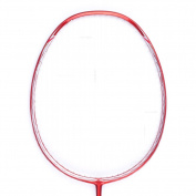 Senston S-300 Single Graphite Badminton Racket Full Carbon Badminton Racquet(White/Red/Black/Blue) With Racket Cover .