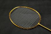 Senston N80 Graphite Single High-grade Badminton Racquet,Carbon Fibre Badminton Racket,Including Badminton Bag