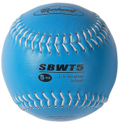 Markwort Weighted 30cm Softballs-Leather Cover