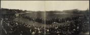 Photo World's Championship Series, Chicago vs. Detroit, Bennett Park, Oct. 12, 1907 1907