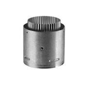 DuraVent 3PVP-ADFF 7.6cm Inner Diameter - PelletVent Pro Type L Chimney Pipe - Doub, Stainless Steel
