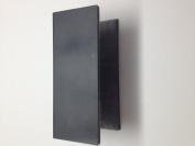 Heat Shield Robertshaw Style Gas Valve 13cm x 5.1cm x 5.1cm Metal With Felt Universal