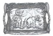 Arthur Court Elephant Clutch Tray