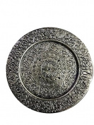 Tibetan Round Shaped Incense Burner- 14cm diameter