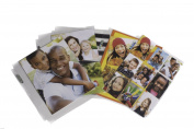 Ultra Pro 3-Hole Assorted Photo Pages, 9-Pack