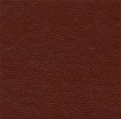 Brand New Brown Leather Look Vinyl Full Size Futon Mattress Covers for Mattress Sized 20cm Thick X 140cm W X 190cm L.