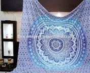 Hippie Mandala Tapestry, Hippie Tapestries, Mandala wall hanging, Tapestries, Wall Tapestries, Mandala tapestries, Tapestry Wall Hanging, Ombre Mandala Tapestries, Boho Tapestries, Beach Sheet, Queen Bedsheet, Bedspread, Hippie Wall decor, Wall tapestr ..
