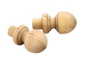Milescraft 13530cm Wood Finials